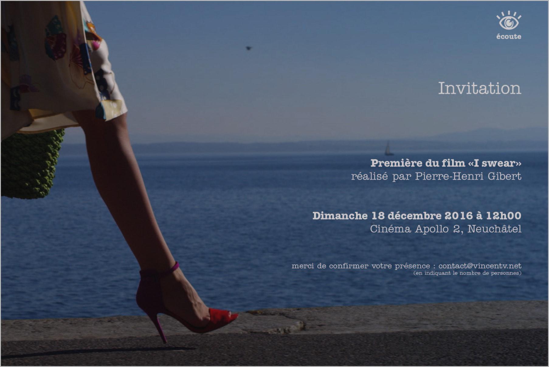 Invitation_I_swear INVITATION - La Première du film I swear