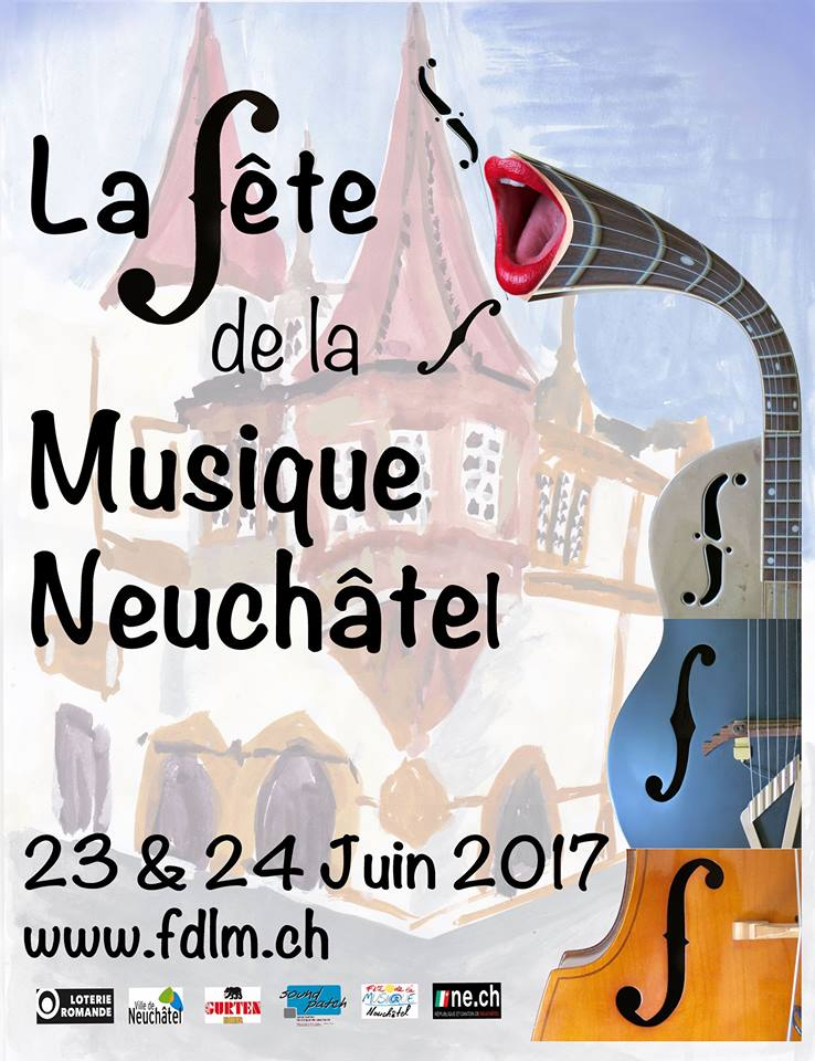 FdlMA Fête de la Musique Neuchâtel